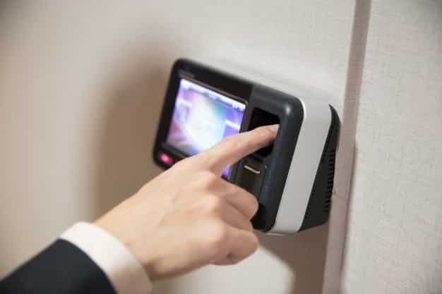 Biometric Access Control  for business