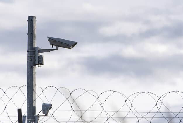 Benefits of CCTV perimeter security systems