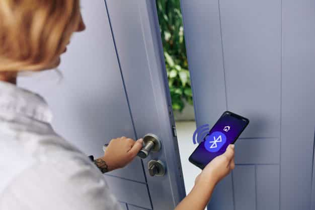how bluetooth access control works